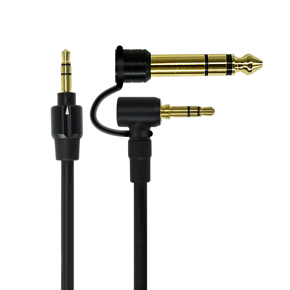 Image 5 - 3.5mm audio cable male to male PRO AUX coil spring audio cable supports 6.5mmpro line detox line