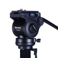 Manbily VH 80 SLR camera hydraulic damper handle three tripod photography cloud platform