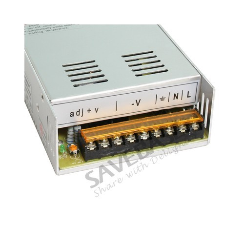 SAVEBASE CNC Servo Stepper Motor Driver 36V 10A Power Supply