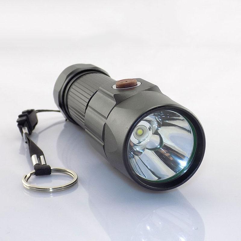 Protable High Power Led Flashlight Q5 Lampe Torche Flash Light Torch Lamps Linternas 1600 Lumen For Fishing Hiking 100% Original Led Flashlights Lights & Lighting