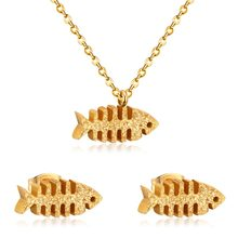 LUXUKISSKIDS Luxury Fish 316L สแตน(China)
