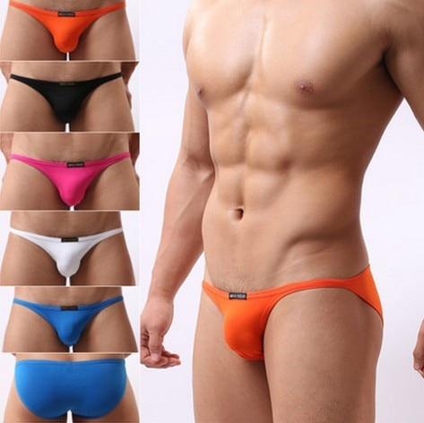 2018 men solid underwear Men Fashion