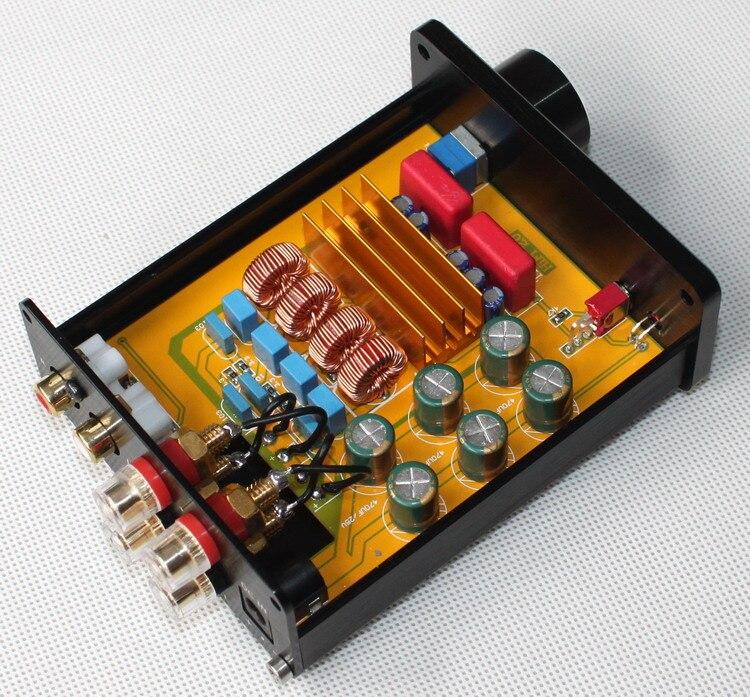 Nobsound tipo compacto 50 w + 50 w amplificador de alta fidelidad estéreo digita
