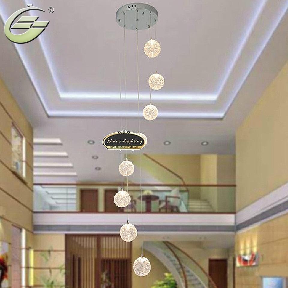 Online get cheap moderno lampadario di legno  aliexpress.com ...