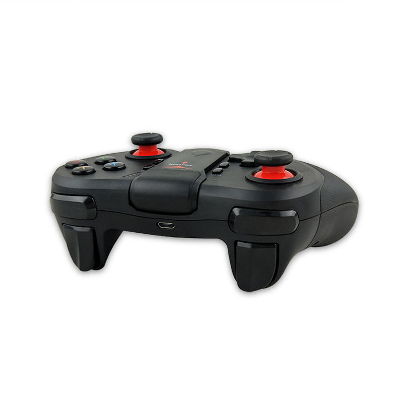 Image 5 - T 12 Bluetooth Gamepad Wireless Controller Joystick Gamepads With Phone Holder For Android Ios Pubg Smartphone Games Remote Co-in Gamepads from Consumer Electronics