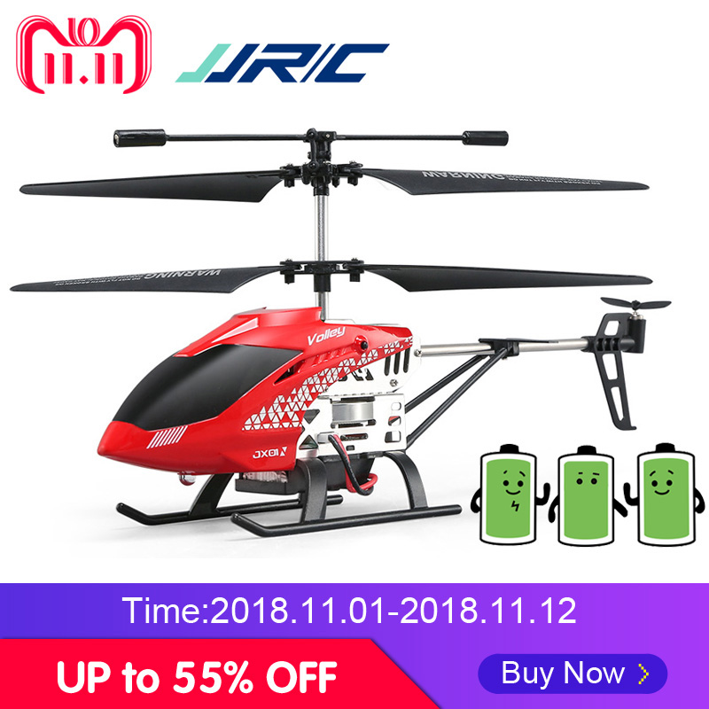 JJR/C JJRC JX01 RC Mini Helicopter Remote Control Toys Altitude Hold Drone LED Light Crash Resistant Helicopter for Kids syma 107e remote control mini drone 3ch rc mini helicopter gyro crash resistant baby gift toys smallest helicopter kid air plane