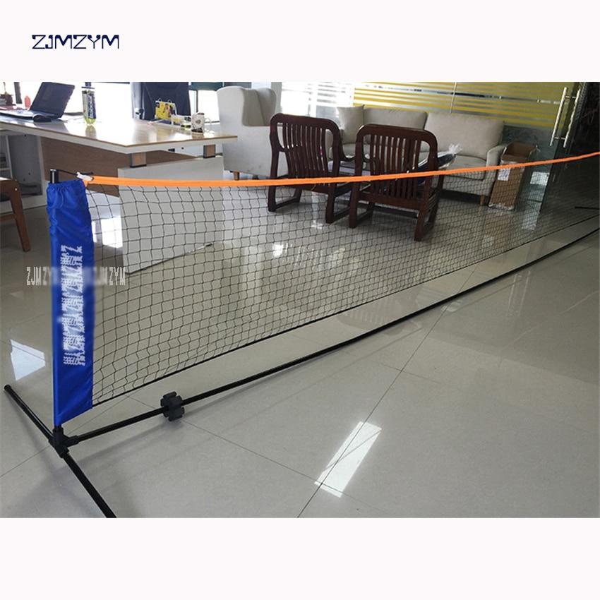 High Quality Professional Training Square Mesh Standard Badminton Net Sports Net for Outdoor Badminton Tennis Net Replacement 6M scott millett professional asp net design patterns