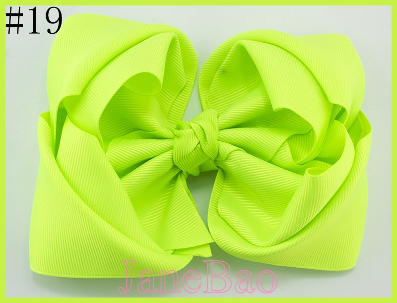 free shipping 30pcs 5 6 double layered boutique hair bows stacked ABC girl hair accessories bows