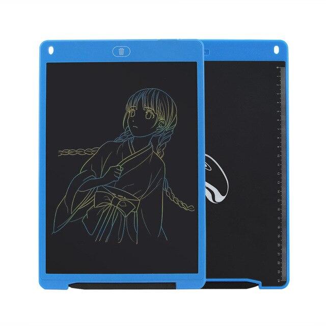Xách tay Đầy Màu Sắc LCD Bằng Văn Bản Máy Tính Bảng Pad Vẽ Notepad Điện Tử Đồ Họa Kỹ Thuật Số Dạng Chữ Viết Tay Hội Đồng Quản Trị E-Văn Bản với stylus pen