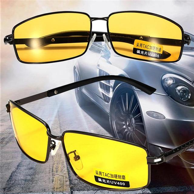d410a81a70 Polarized Sunglasses Men Night Vision Goggles Men s Fishing Driving Glasses  Male Oculos Anti-Glare Sun