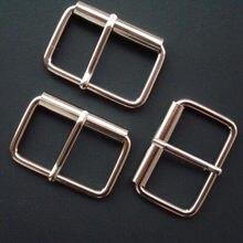 2de1f76082a1ab 50 millimetri x 38 millimetri FAI DA TE Lavorazione della pelle  Ferramenteria e attrezzi di Un Spille Cintura Fibbia A Rullo Pla.
