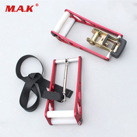 Compound Bow Press Aluminum Archery Accessories For Adjusting Compound Bow Red Color