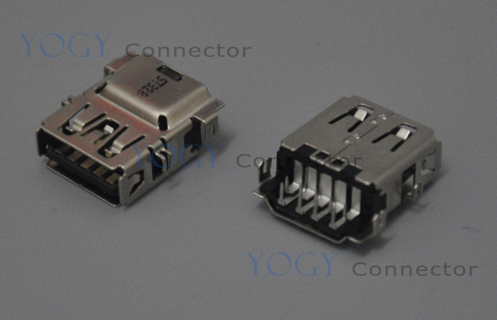 10pcs Female USB 3.0 Connector Socket, fit for Dell XPS 14Z L412Z, Toshiba C55-B C55D P855 Series and other laptop motherboard