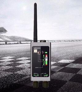 Image 5 - Détecteur M8000 détecteur de caméra X détecteur de traqueur GPS détecteur de caméra détecteur Anti espion lentille CDMA GSM moniteur de recherche de dispositif