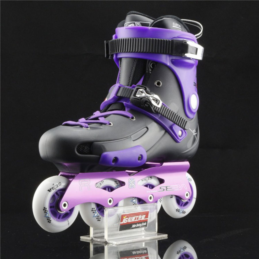 Adult male and female adult skates skates inline skates professional slalom