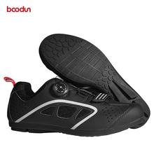 Professional C5 Cycling Shoes Non-locking Breathable Mountain Road Bike Bicycle Shoes Riding Shoes MTB Non-slip Racing Shoes boodun breathable mountain cycling shoes leisure sports outdoor mtb road bike bicycle lock riding shoes women