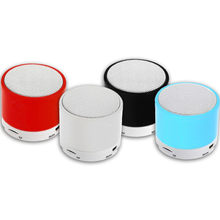 Mini Bluetooth Speaker Support U Disk TF Card Stereo Music Player Portable Speaker Bluetooth Receiver for Phone Wireless Speaker(China)