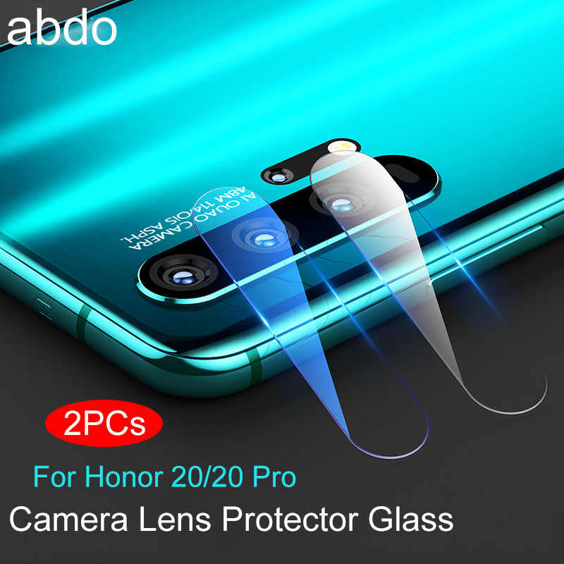 2PCs Camera Protective Glass For Huawei Honor 20 Pro 20i 10 9 Lite 10i 8X Max 8s Tempered Glass Camera Lens Screen Protector