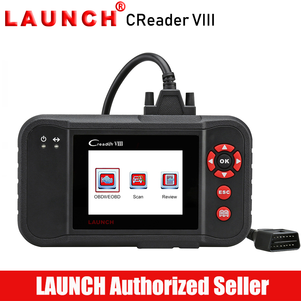 Vehicle Code Reader >> Launch X431 Viii Obd2 Scanner Vehicle Code Reader Auto Scan Tool For