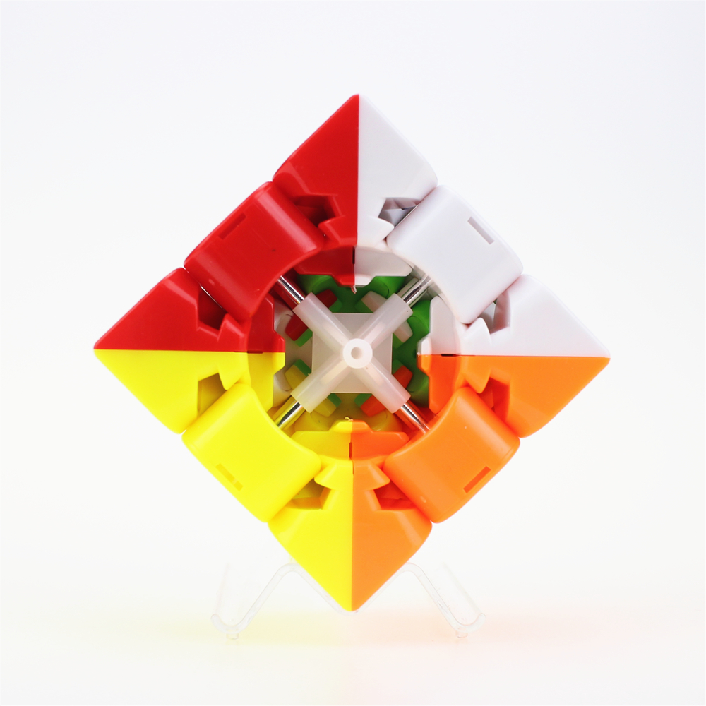 Newest Cyclone Boys Feijue 3x3 Magnetic Version Magic Cube Competition Speed Puzzle Cubes Colorful Stickerless cube Puzzle Toy in Magic Cubes from Toys Hobbies