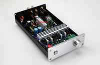 GZLOZONE Finished HIFI NAP250 MOD стерео усилитель мощности 80 Вт + 80 Вт Настольный аудио усилитель