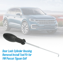 Portable Door Lock Cylinder Housing Removal Install Tool for VW Passat Tiguan Golf Automative Tools