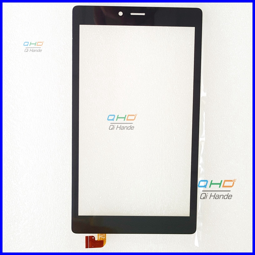 For 7'' Alcatel One Touch Pixi 4 (7) 3G 9003X 9003 Tablet PC Touch Pad Digitizer Glass Lens Panel Front Outer replacement parts new 7 touch screen digitizer replacement for alcatel one touch i216x pixi 7 3g tablet pc