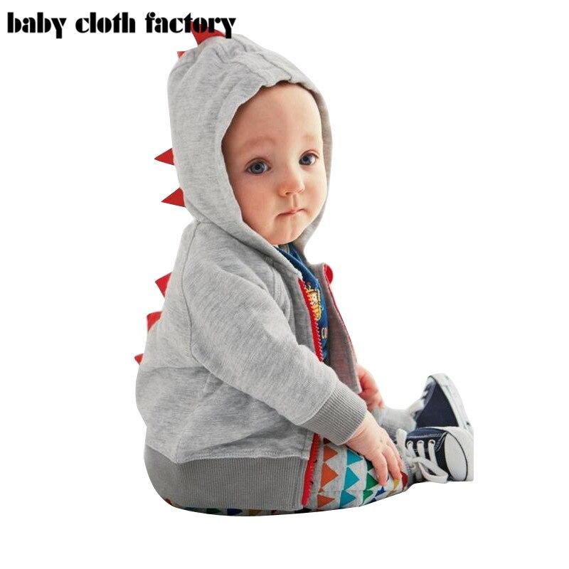 2016-new-baby-Clothing-Cartoon-Baby-dinosaur-sweater-with-a-hood-boy-girl-fashion-clothes-baby-boy-cute-spring-autumn-1