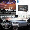 Автомобильный дисплей HUD для FIAT Bravo / Brava / Ritmo 2007 ~ 2015  проектор для безопасного вождения  лобовое стекло