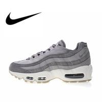 Nike Air Max 95 Essential для женщин кроссовки спортивная обувь дышащая Спортивная дизайнер обучение Низкий Топ AA1103 600