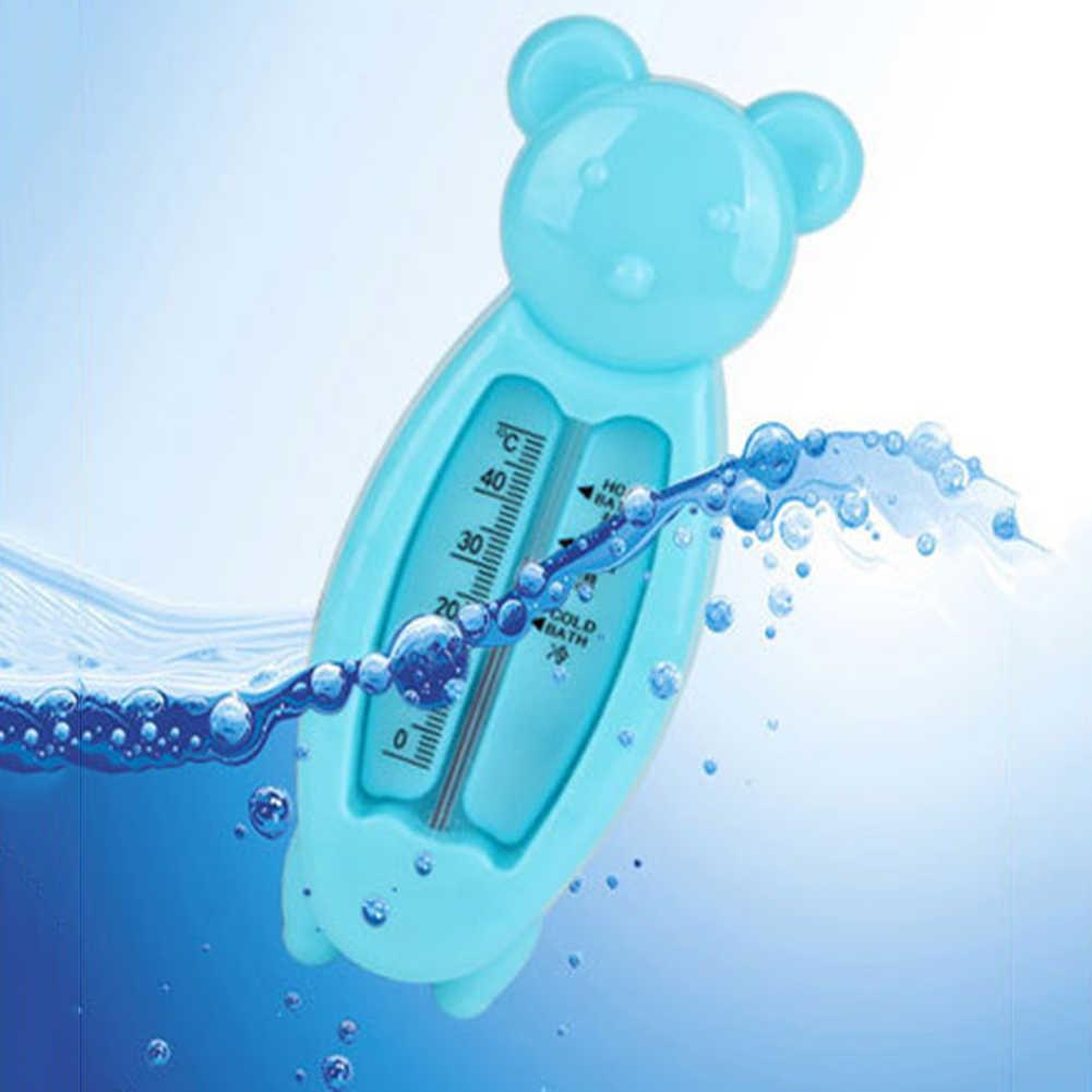漫画フローティングラブリーベ水着乳児幼児シャワー風呂水温度計温度テストツールのおもちゃ