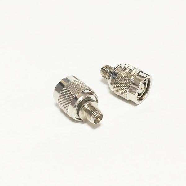 1PC WIFI antenna adapter RP-TNC Male Plug  to RP-SMA Female Jack  RF Coax convertor  Straight  Nickelplated  wholesale 2pcs lot yt70b rp sma male plug switch sma female jack rf coax adapter convertor connector straight goldplated sell at a loss