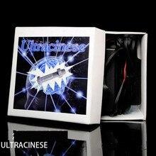 ULTRACINESE от Leonardo Milanesi Ultrakinesis иллюзорные трюки Гайка Болт новые магические капли ментализм