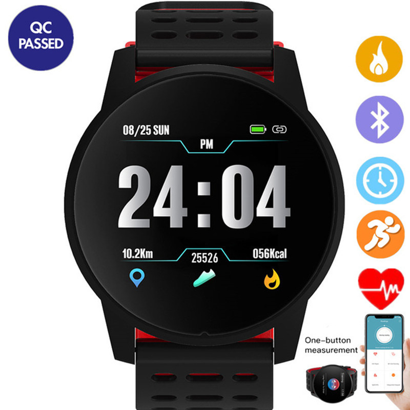 Sports Smart Watch Men Women Heart Rate Monitor Blood Pressure Fitness Tracker Smartwatch GPS Track Sport Watch For Android Ios