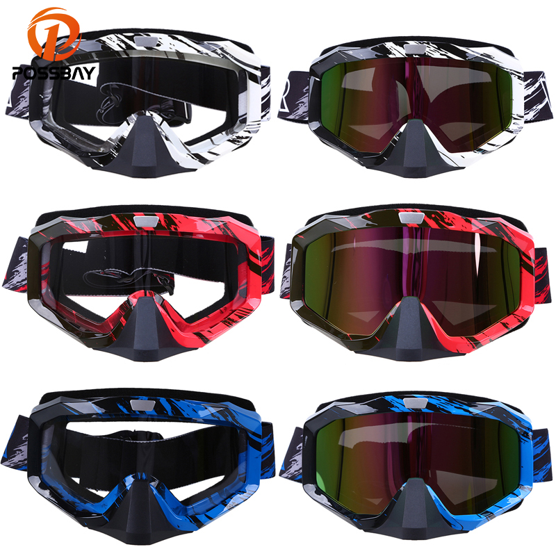 3a98723e14d Detail Feedback Questions about POSSBAY Ski Skate Snowboard Sun Glasses  Motocross Goggles Eyewear Helmet Glasses Collapsible Outdoor Sports Cycling  Glasses ...