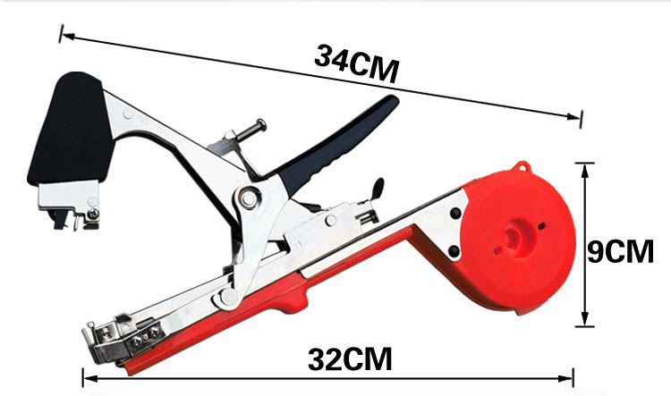 Fruit strapping machine/strapping forceps Fixed strapping forceps for agricultural tools