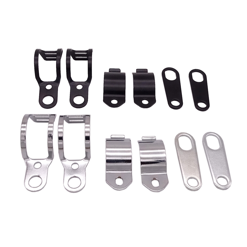 Universal Motorcycle Turn Signal Light Fork Clamps Mount Light Holder Lamp Mount Bracket Moto Modification Accessories