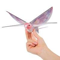 GOOLRC Ptak RC Zabawki 98083 + 2.4 GHz Pilot Autentyczne E-kontrola Motyl Latający ptak Ptak