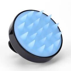 Силиконовая насадка для тела скальп массажер-расческа шампунь для мытья волос Расческа для душа щетка для ванны спа для похудения