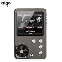 Aigo 105 MP3 Portable de la Aleación de Zinc Sin Pérdidas de Música Reproductor de MP3 con 8 GB de memoria pantalla TFT EQ ajustable
