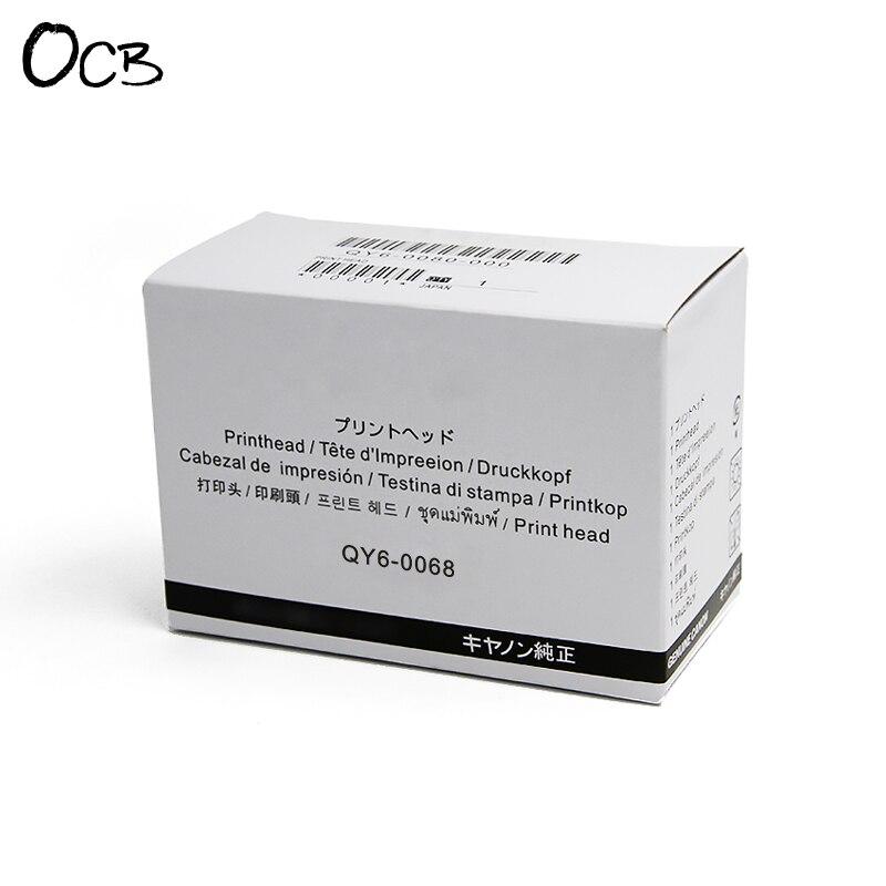 Tête d'impression de tête d'impression en QY6-0068 véritable pour imprimante Canon PIXMA iP100