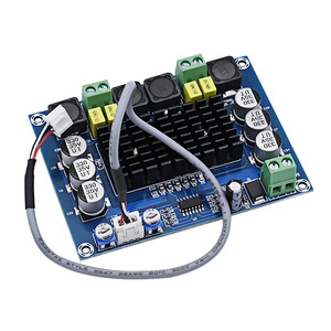 Image 5 - AIYIMA TPA3116 Dual channel Stereo High Power Digital Audio Power Amplifier Board TPA3116D2 Amplifiers 2*120W Amplificador DIY