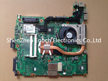 For Integrated Laptop Motherboard For Toshiba Tecra A11 S500 Part Number: A5A003064 FHNSY2 A5A003064 60 days warranty