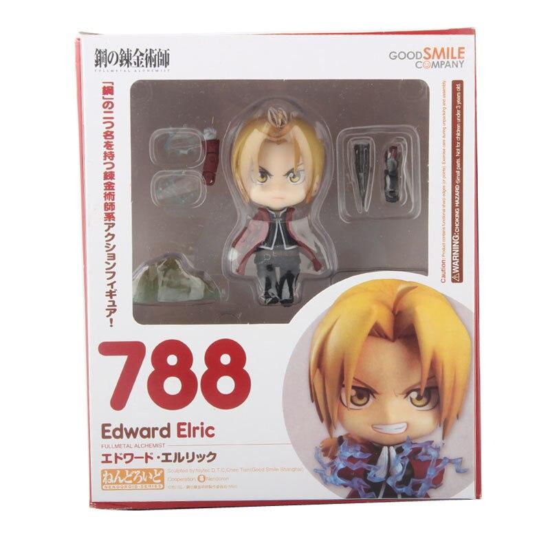 Fullmetal Alchemist #788 Nendoroid Edward Elric