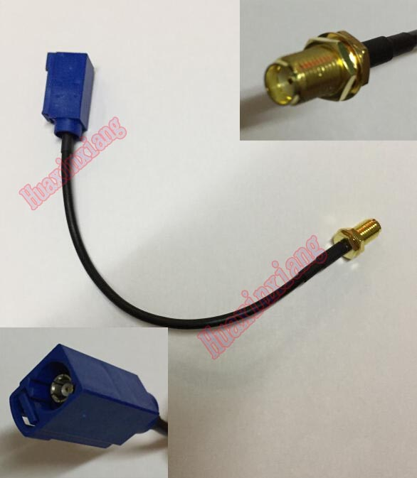 1PCS GPS antenna extension cable adapter