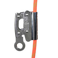 Carabiners Quickdraws Heavy Duty Alloy Self Locking Rope Grab Climbing Fall Protection Aerial Work