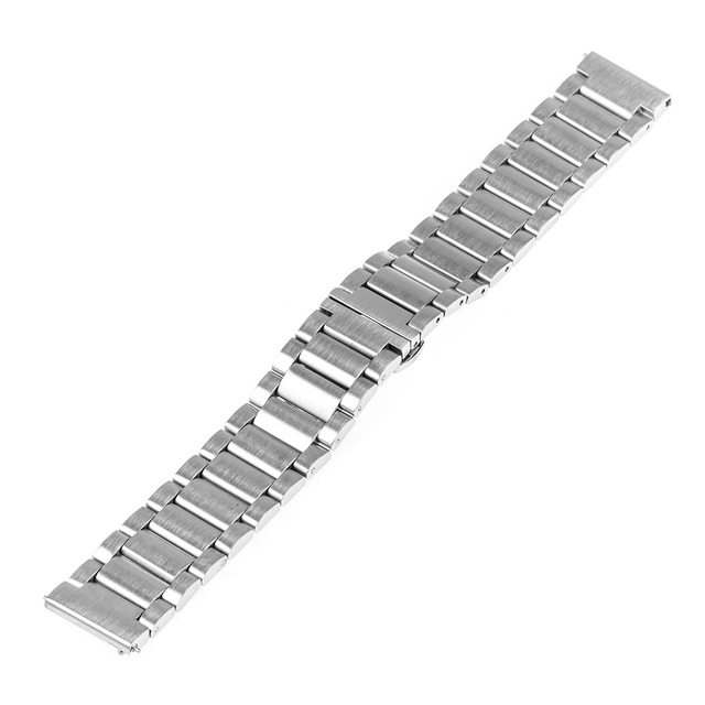 Stainless Steel Watch Band Quick Release 16mm 18mm 20mm 22mm for CK (Calvin Klein) Men Women Butterfly Clasp Strap Link Bracelet