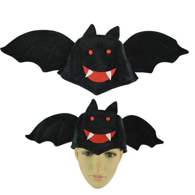 Calabaza de halloween Sombrero Gorros Sombreros Animales Sombrero Del  Partido de Halloween Calabaza de Halloween Sombrero fe927d0c975