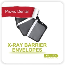 X-RAY Barrier Envelopes Oral Dental X-ray sets of material supplies X-ray machine disposable protective pouch dental x ray film illuminator light box x ray viewer light panel a4 freeshipping