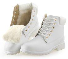 2c5c78e5d4 SZSGCN 2018 nueva Otoño Invierno mujeres botas de tobillo nueva moda mujer  botas de nieve para las niñas señoras zapatos de trab.